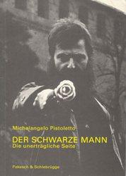 Pistoletto_Schwarzer Mann